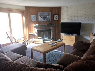 Roomy Townhouse at Mount Snow - Beautiful Views, Indoor Pool, & Shuttle Bus
