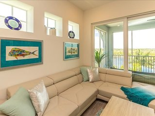 ***SALE*** BUY 4 NIGHTS, GET 1 FREE. LUXURY 3/3 PENTHOUSE CONDO ON ANNA MARIA SO