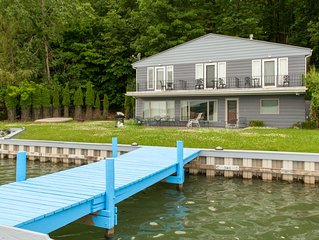 The Cottage on Seneca:'Private Couples Retreat on Seneca Lake'