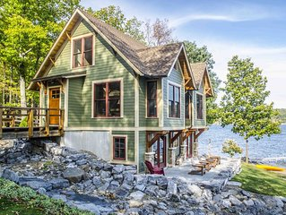 Timber Ridge: 'Picturesque Lakeside Retreat'