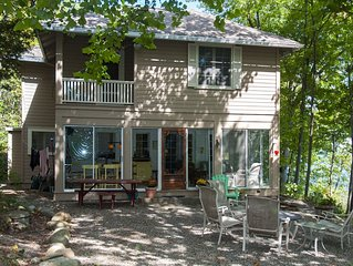Strawberry Cottage - Enjoy Wooded Privacy on Canandaigua Lake!