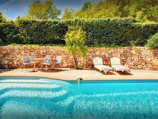 Profitez de la vie de village, vues superbes, piscine privee - OVO Network