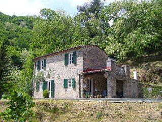 A True 'get away from it all' cottage close to Lucca