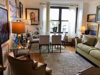 Beautiful apartment near Central Park