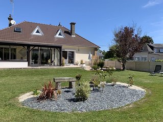 Maison proximite bord de mer a Jullouville (50)