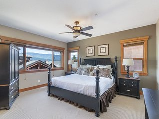 Shuswap Lake - Exceptionally designed lodge offers comfort and luxurious living