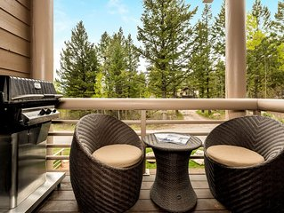RMR: Great Ski-in/Ski out 2 bedroom in Teton Village! Free Activities Included!