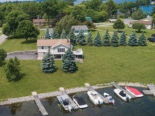 4 Bedroom Clayton Waterfront Home For Rent - Thousand Islands