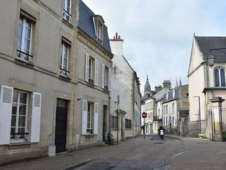 Apartment on the first floor in the heart of Bayeux