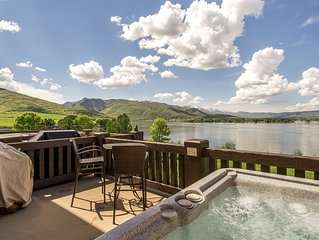 Lakeside Unit 63- Closest lodging to Snowbasin- discount lift tickets, sleeps 6