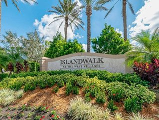 THE BEST Islandwalk at the West Villages Resort 3br/2ba Lake-Front House