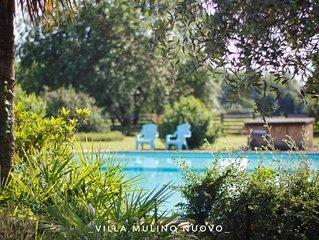 Villa Mulino Nuovo  Instagram villamulinonuovo