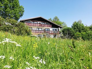Holiday apartment in the skiing- ang hiking-area Brand,  Bürserberg - Tschengla