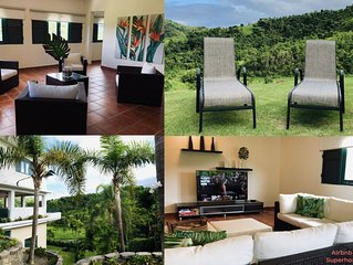 ★ 5BD | Breathtaking View | Private Getaway Mansion | 5 ☆ | Near Rainforest ★
