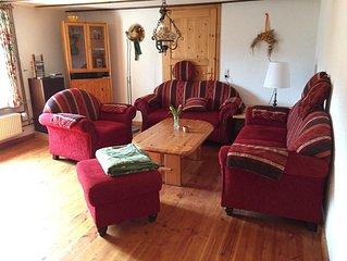Ferienhaus Ventron für 3 - 7 Personen mit 2 Schlafzimmern - Ferienhaus