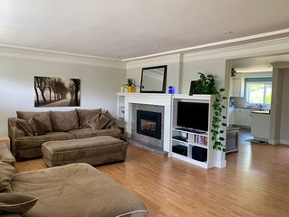 Newly Listed Large 2 Bedroom Home 10 minute walk to beach
