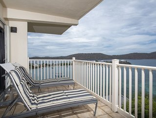 Resort 1 Bedroom Oceanview Villa (resort privileges)