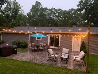 Notre Dame Football Weekend Rental 2 miles from campus.