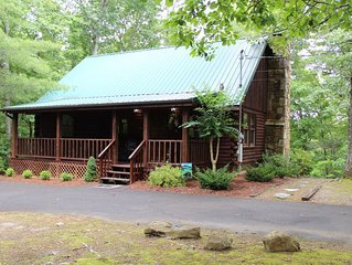 TRANQUILITY**The Name Says It ALL**PRIVACY**Only 3 miles downtown Pigeon Forge