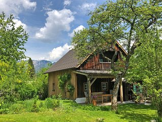 Small and quiet cottage in Bad Goisern
