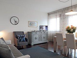 AL CORSO Elegant Apartment + free Garage HEART of PADUA