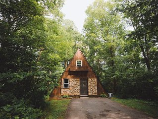 Romantic Hideaway | Hocking Hills