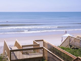 Paradise Revisited-Oceanfront-Sleeps 22-7bd/5bth+Elevator+2 Living Rooms