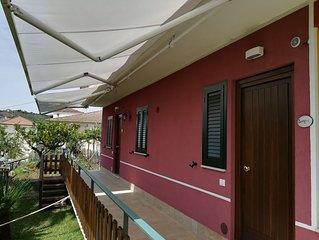 Appartamento 'Zenzero' 'Albizia' in Agropoli, 3/4 persone
