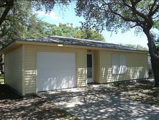 Coastal Cottage Perfect for Weekend Getaway, Fishing Retreat, Beach Vacation