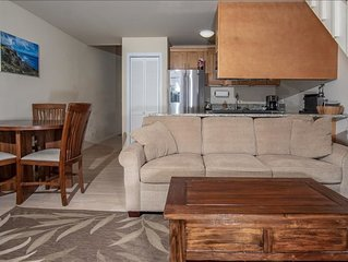 Molokai Shores Oceanview w/ loft has 3 queen beds and upgraded unit.