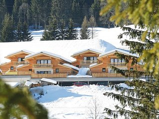 Euer eigenes, alpines Traumchalet ganz für Euch, Eure Freunde und Familie