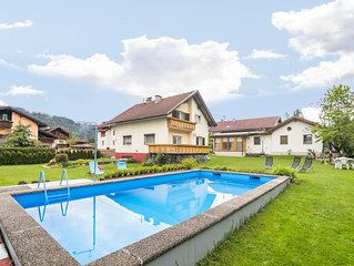 Apartment in Tropolach with Swimming Pool, Garden, Balcony