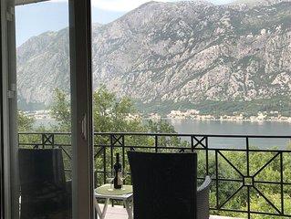 Apartment in Prcanj, Kotor, Montenegro