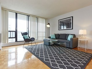 2 Bedroom, 1.5 Bathroom, Yonge & Sheppard #02402