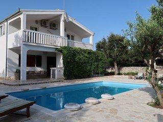 Ferienhaus Neka (TGR615) in Trogir - 11 Personen, 4 Schlafzimmer