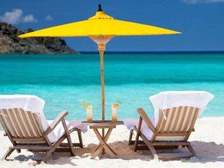 Alghero spiaggia. 3 camere da letto, giardino, 2 bagni. Aria condizionata per 5