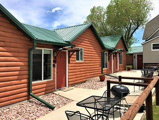 Charming Cabin in Custer