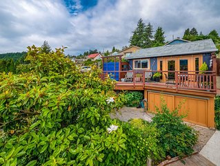 The Cottage at Little House in the Harbour, Gibsons BC