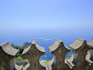 Villa Merlata: Un incantevole appartamento ricavato da una antica torre di guard