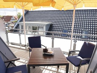 Norddeich Traum Penthouse 1