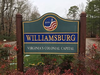 Williamsburg 3 BD Deluxe condo - near Colonial Williamsburg