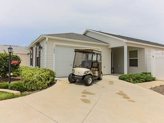 GREAT LOCATION. BETWEEN BROWNWOOD AND LAKE SUMTER. GAS GOLF CART INCLUDED.