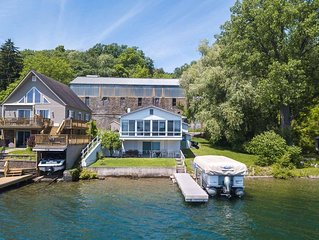 Paradise Found - Luxury Living on Keuka Lake!