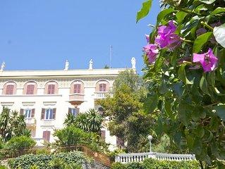 Historic Liberty Palazzo  (Garden, Wifi, A/c)