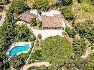 France Grimaud Villa 4 Schlafzimmer