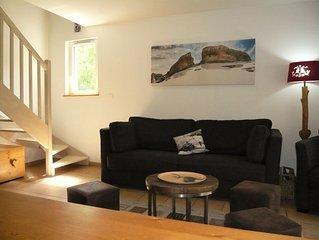 SAINT-LARY-SOULAN : Appartement Charme 4 Etoiles - PISCINE-HAMMAM-SAUNA-PARC