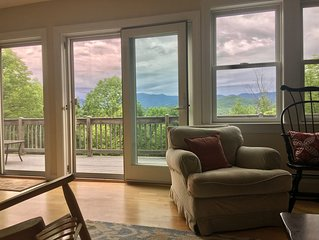 Mountain House with Beautiful Views Sugar Hill/Franconia, NH