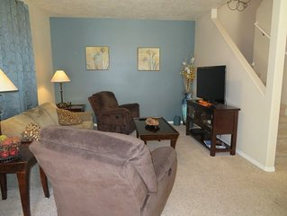 Two Bedroom Split Level Condo