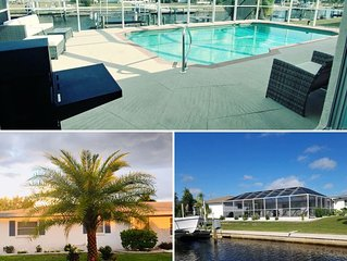 Florida luxury is waiting for you.Heated saltwater pool is just the beginning!