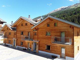 Mountain Chalet Apartment Adler sulle piste da sci di Santa Caterina Valfurva